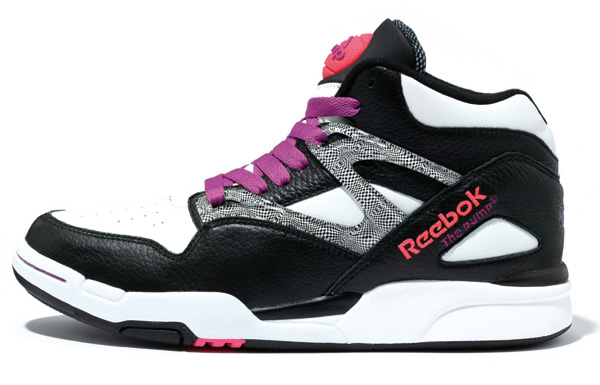 reebok pump bring back collection