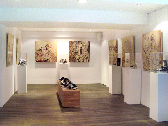 vans dragon chasers exhibition