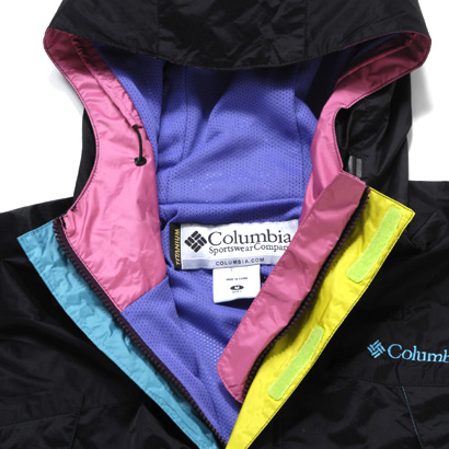 columbia lowrider x kinetics collection
