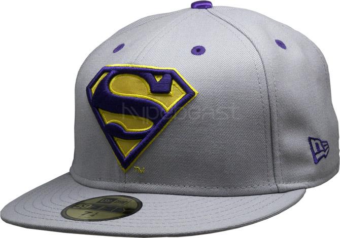 dc comics x new era 59fifty fitted cap