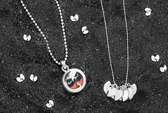 wu tang clan x gabriel urist jewelry