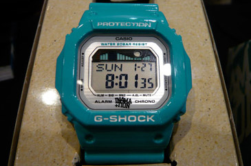 in4mation x g shock