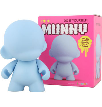 kidrobot mini munny