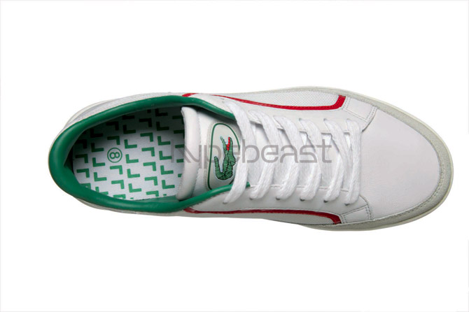 lacoste stealth 2008 february releases