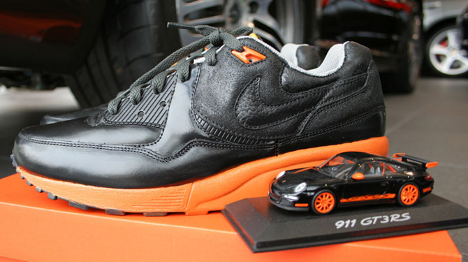purchaze x leyp x porsche nike air max light gt3 rs