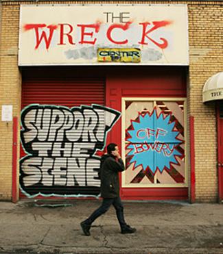 the wreck center
