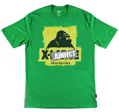 xlarge x addict origintators series