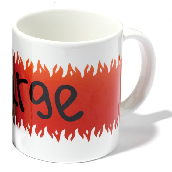 xlarge heatwave ashtray cups