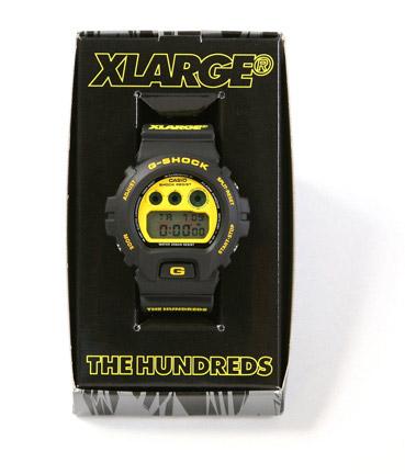 xlarge x hundreds x g shock dw 6900