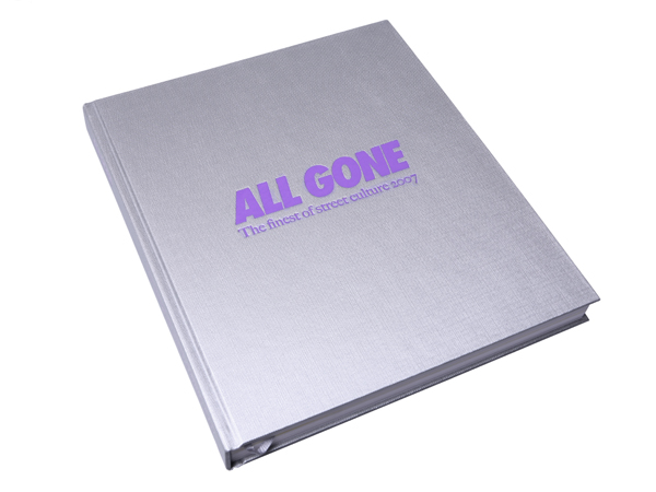 all gone 2007 silver edition