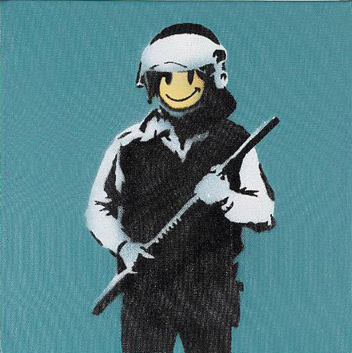 banksy bonhams auction
