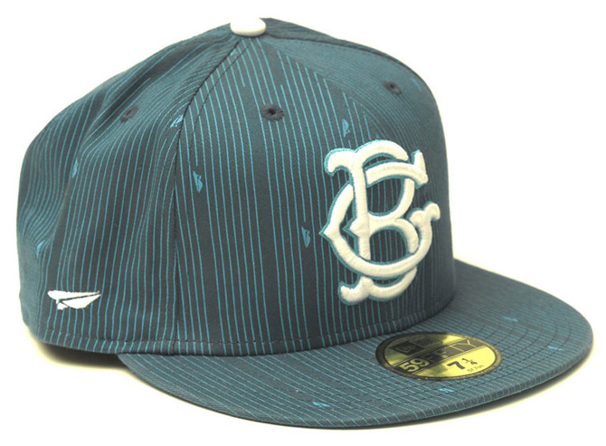 benny gold pinstripes new era 59fifty caps