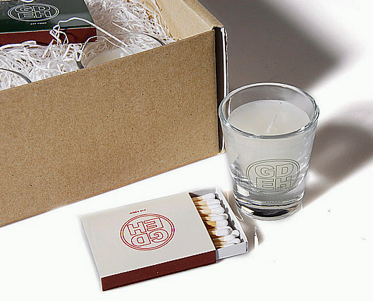 goodenough uk candle box set