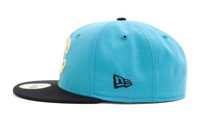 hall fame x crooks castles big link new era 59fifty fitted cap