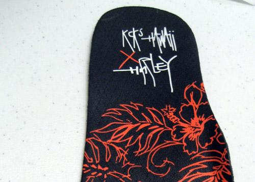 kickshi x hurley free slippers
