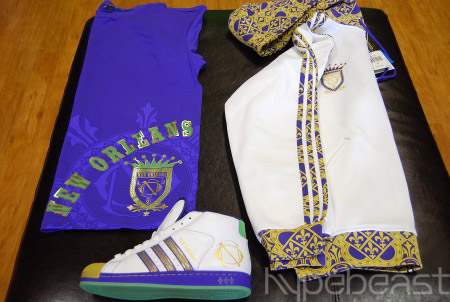 nba all star 2008 x adidas collection