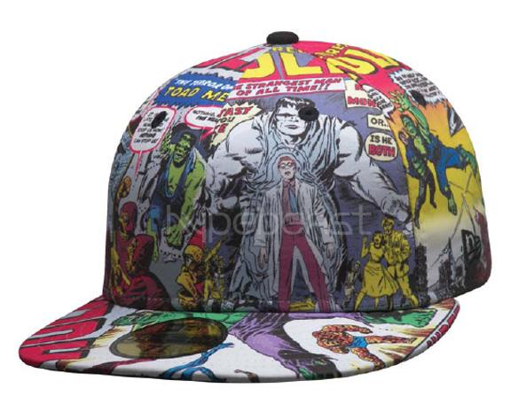 new era 59fifty hulk pack