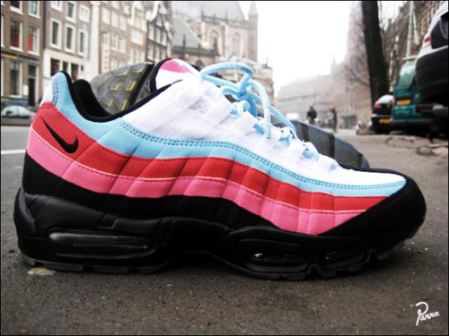 nike air max 95 running man parra