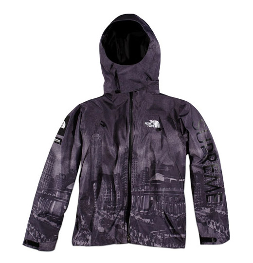 supreme x north face summit series jacket