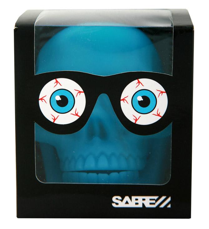 sabre skull toy