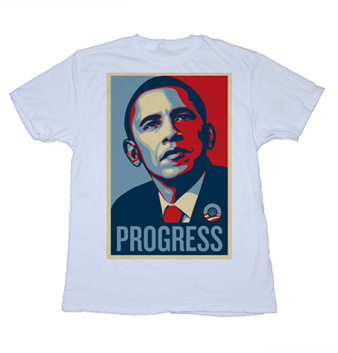 shepard fairey x 008 x upper playground obama t shirt