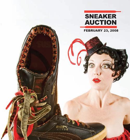 sneaker auction bodega