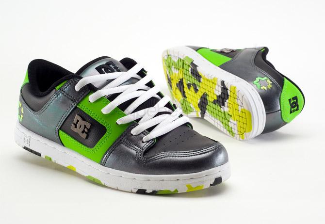 snowboard magazine x dc shoes manteca 3