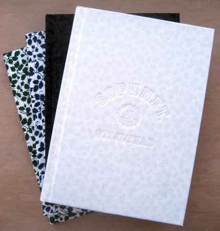 sophnet x liberty notebooks