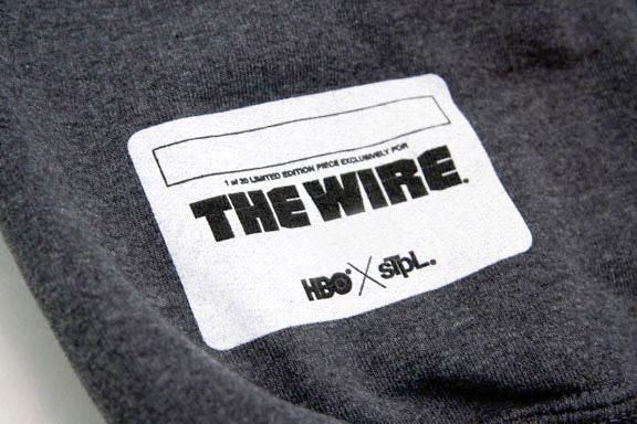 staple x hbo wire sweatshirts