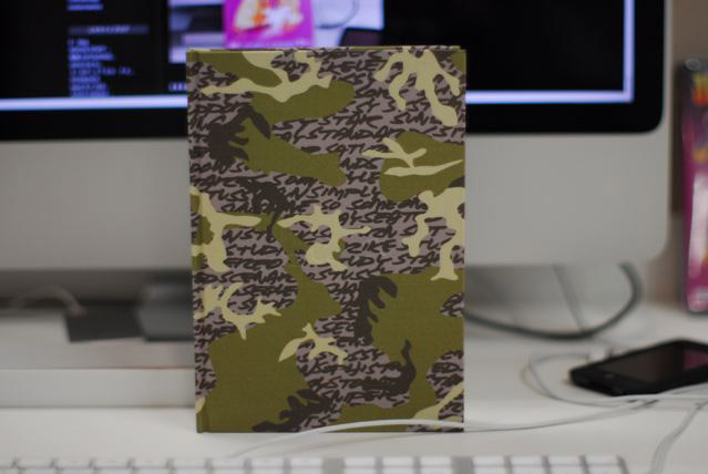 stussy notebook futura