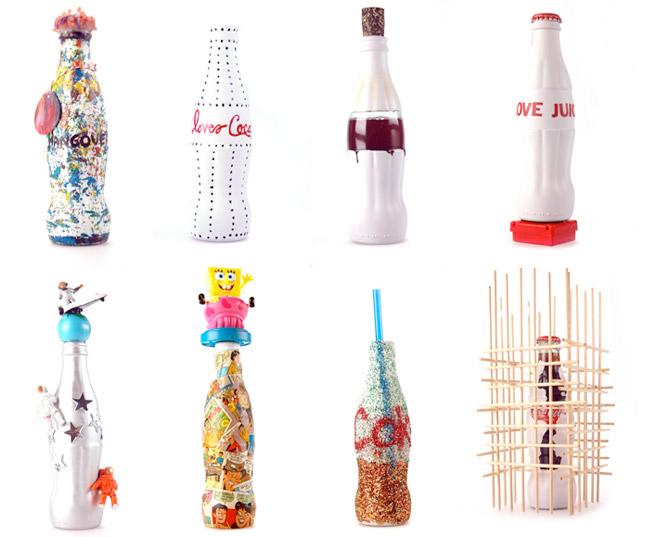 wieden kennedy designed coca cola bottles