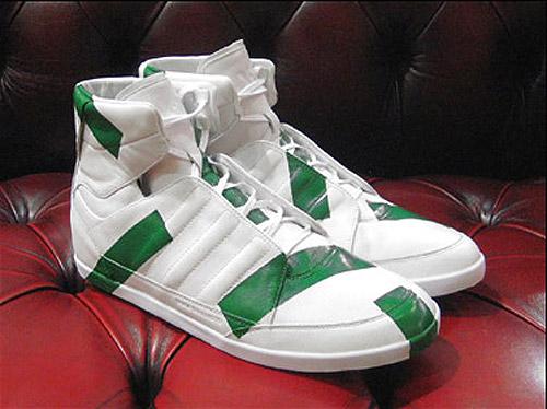 y 3 honja hi field sneakers