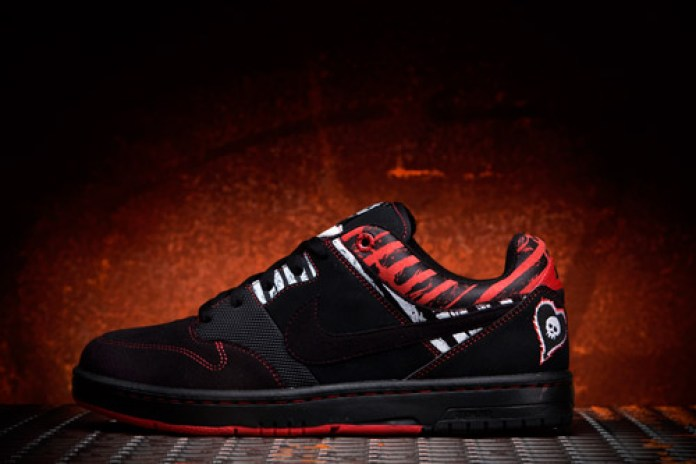 "Alkaline Trio x Nike 6.0 ""Heart and Soul"" Air Zoom Cush"
