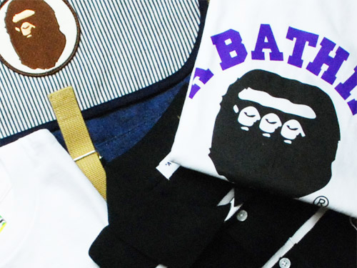 Bape 2008 Spring/Summer Collection June Release