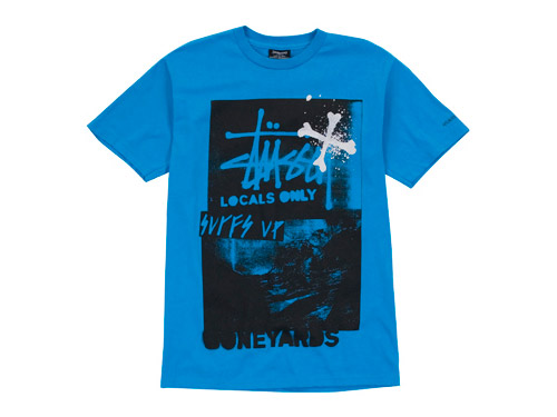Neighborhood x Stussy - Boneyards Collection