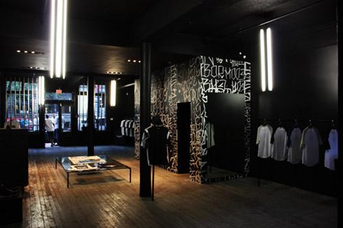 Boneyard's Vancouver Store