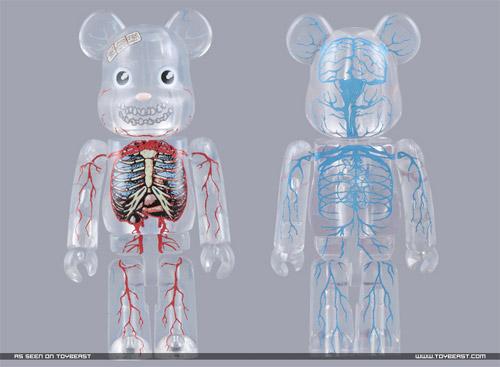 Dr. Romanelli x Medicom Toy Bearbrick