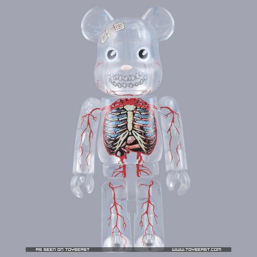 dr romanelli x medicom toy bearbrick
