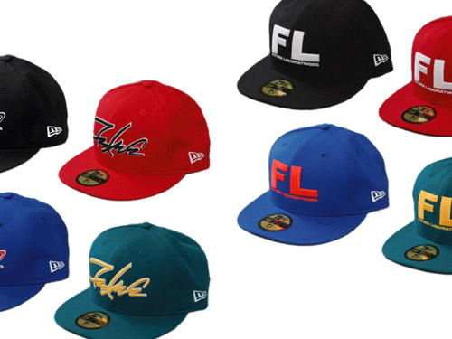 Futura Laboratories New Era 59FIFTY Caps