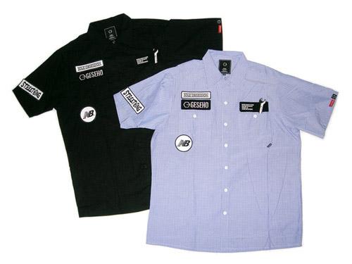 Geseho x New Balance SG x Sole Obsession x Streething x Lazy Work Shirt