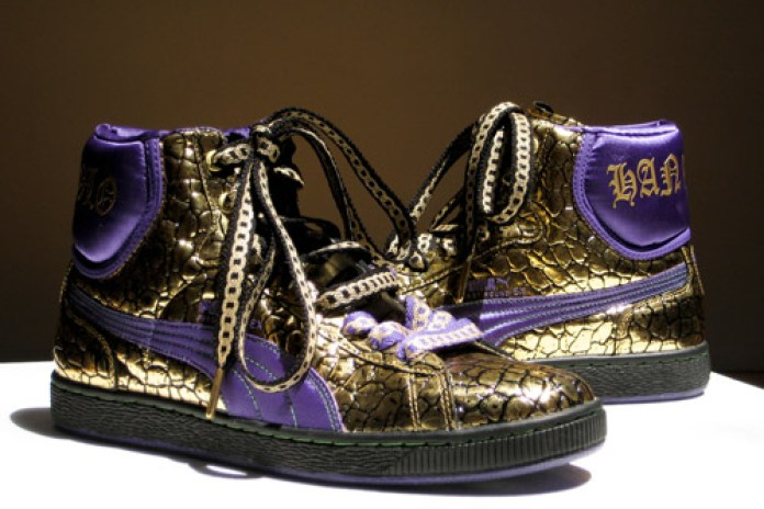 "Han Cholo x Puma First Round ""The Goldie Han"""