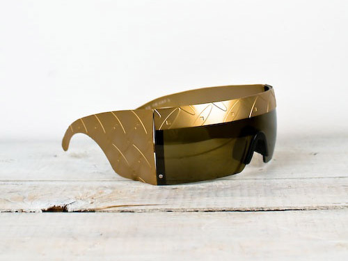 Jeremy Scott Tool Box Sunglasses