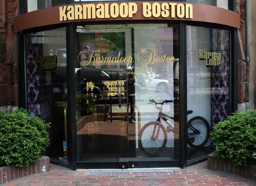 Karmaloop Boston Re-Launch