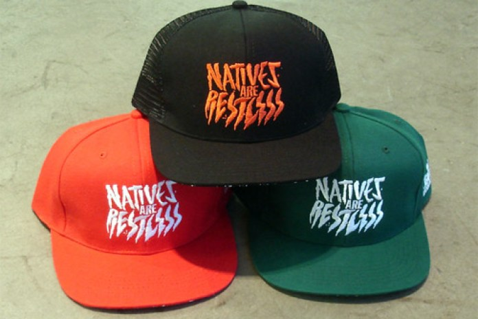 "KICKS/HI ""Natives"" Snap Back Cap"