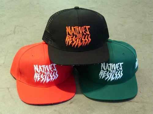 kickshi natives snap back cap