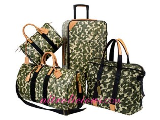 "Takashi Murakami x Louis Vuitton ""Monogramouflage"" Collection"