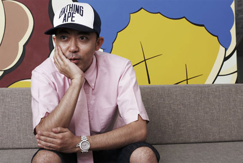 LOVE for OPENERS Nigo Exclusive Interview