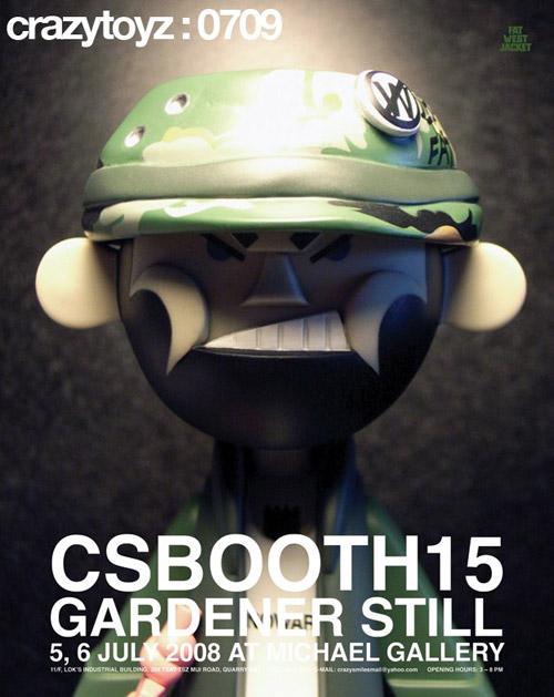 Michael Lau CSBOOTH15 Gardener Still - Fat West Jacket