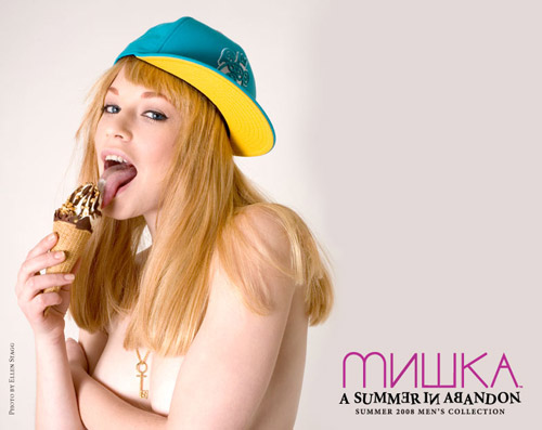 "Mishka 2008 Summer ""A Summer In Abandon"" Collection"