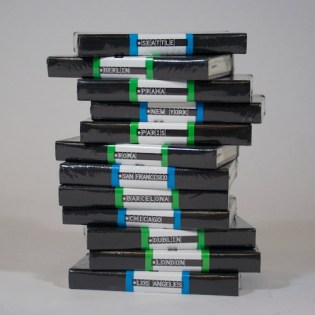 MoleSkine City Guidebooks